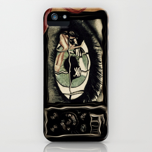 EYE-Solation ipod/galaxy/iphone Cases